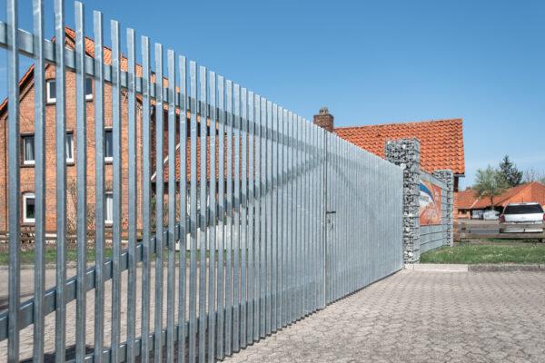 Metallbau Wedekin Zaun 1